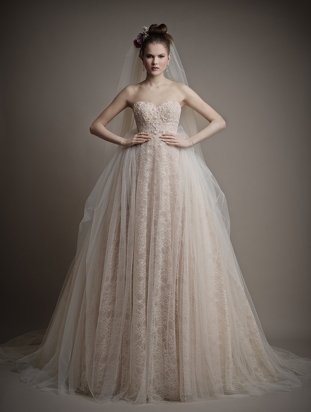Ersa Atelier Wedding Dress Collection 2015 | Bridal Musings Wedding Blog 15