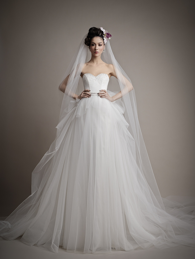 Ersa Atelier Wedding Dress Collection 2015 | Bridal Musings Wedding Blog 17