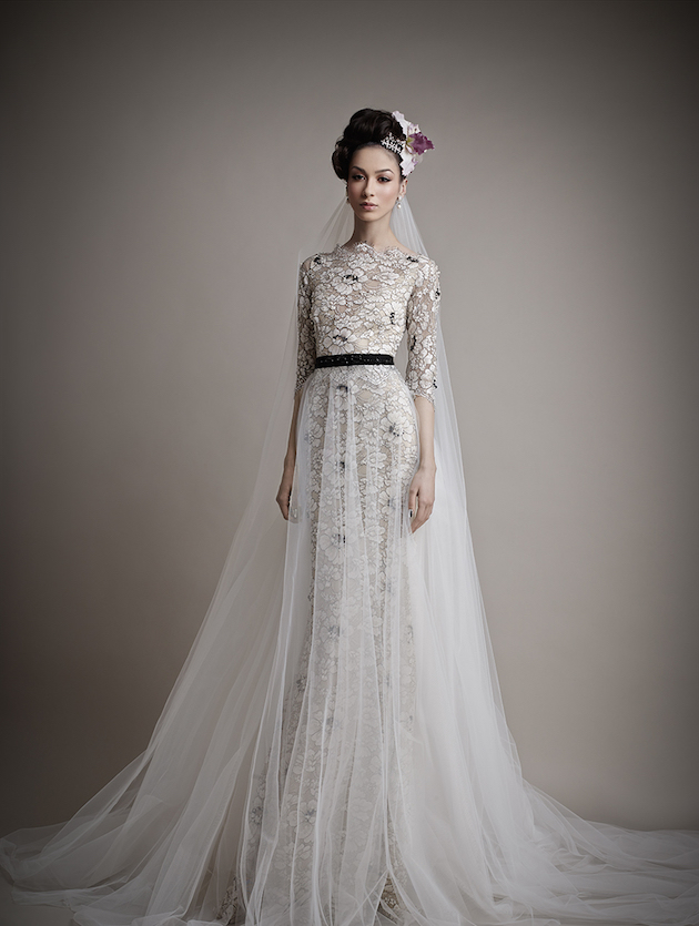 Ersa Atelier Wedding Dress Collection 2015 | Bridal Musings Wedding Blog 19