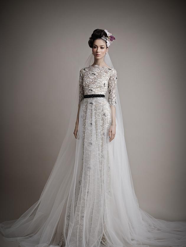 Ersa Atelier Wedding Dress Collection 2015 | Bridal Musings Wedding Blog 19