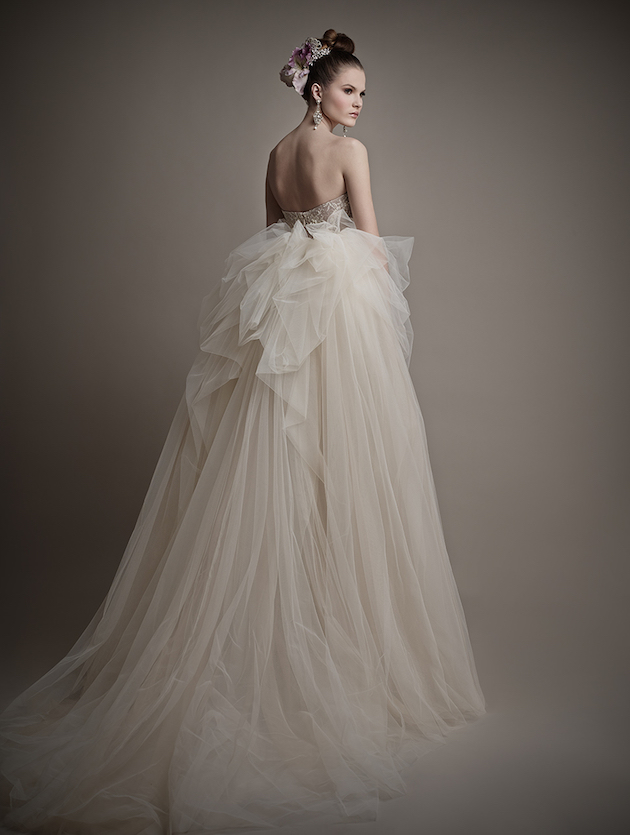 Ersa Atelier Wedding Dress Collection 2015 | Bridal Musings Wedding Blog 2