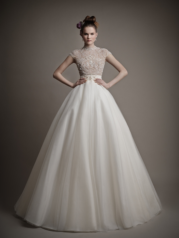 Ersa Atelier Wedding Dress Collection 2015 | Bridal Musings Wedding Blog 21