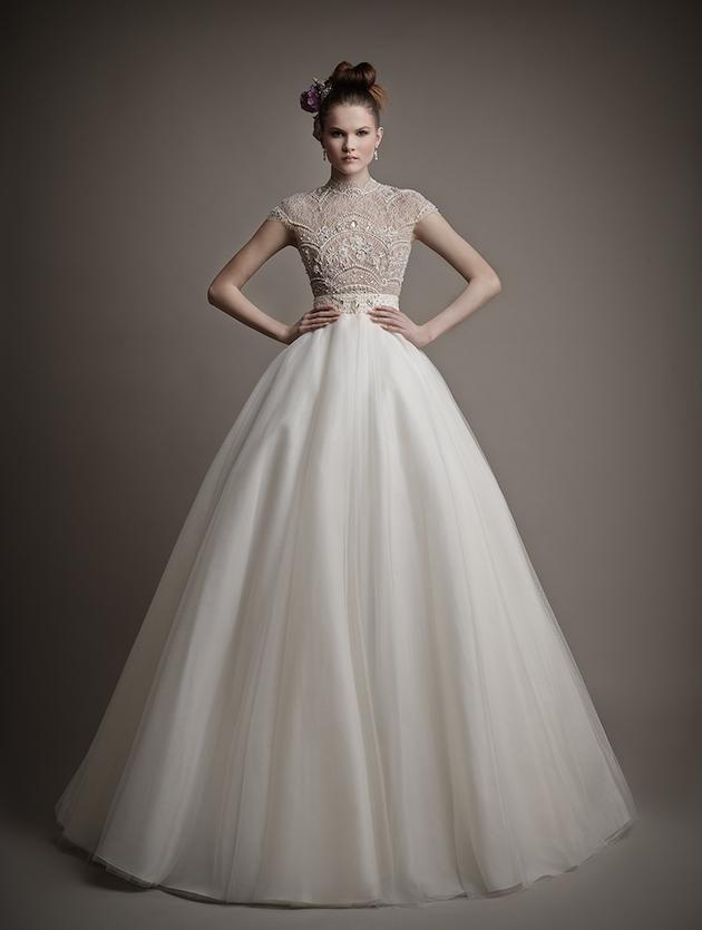 Ersa Atelier Wedding Dress Collection 2015 | Bridal Musings Wedding Blog 21