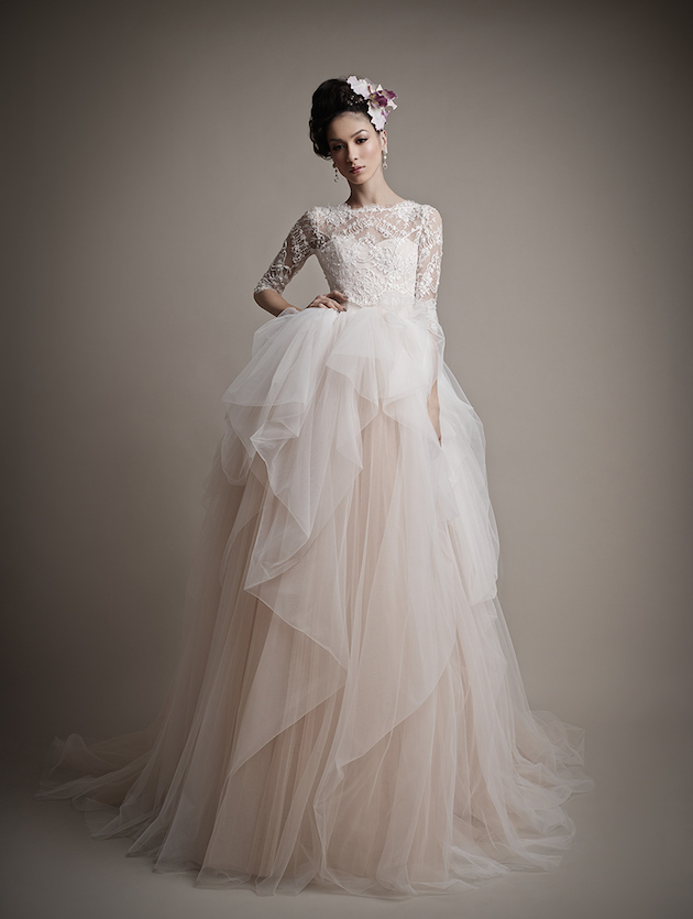 Ersa Atelier Wedding Dress Collection 2015 | Bridal Musings Wedding Blog 23
