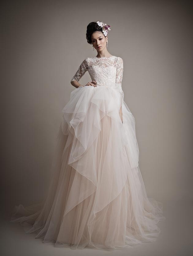 Ersa Atelier Wedding Dress Collection 2015 | Bridal Musings Wedding Blog 23