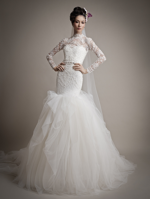Ersa Atelier Wedding Dress Collection 2015 | Bridal Musings Wedding Blog 25