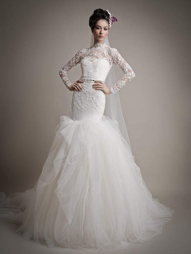 Ersa Atelier Wedding Dress Collection 2015 | Bridal Musings Wedding Blog 25