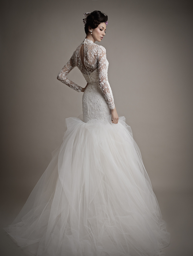 Ersa Atelier Wedding Dress Collection 2015 | Bridal Musings Wedding Blog 27