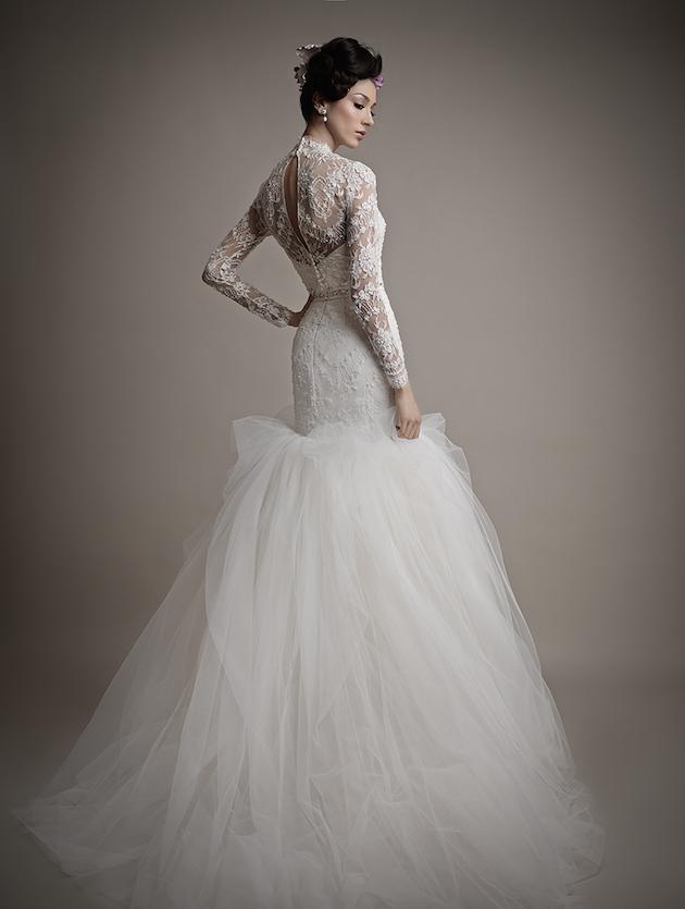 Ersa Atelier Wedding Dress Collection 2015 | Bridal Musings Wedding Blog 27