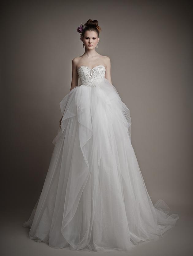 Ersa Atelier Wedding Dress Collection 2015 | Bridal Musings Wedding Blog 28