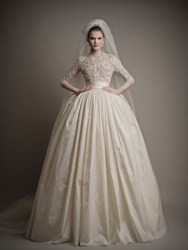 Ersa Atelier Wedding Dress Collection 2015 | Bridal Musings Wedding Blog 3