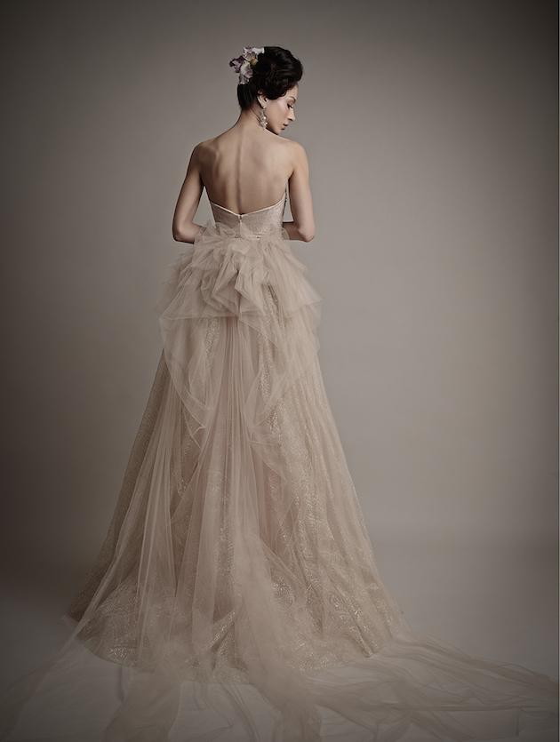 Ersa Atelier Wedding Dress Collection 2015 | Bridal Musings Wedding Blog 31