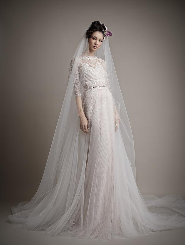 Ersa Atelier Wedding Dress Collection 2015 | Bridal Musings Wedding Blog 32