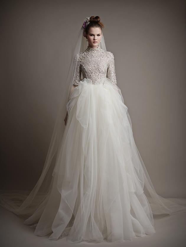 Ersa Atelier Wedding Dress Collection 2015 | Bridal Musings Wedding Blog 34