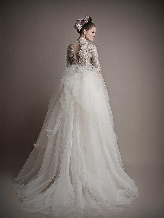 Ersa Atelier Wedding Dress Collection 2015 | Bridal Musings Wedding Blog 35