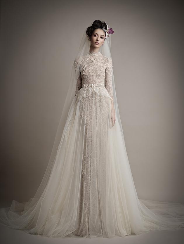Ersa Atelier Wedding Dress Collection 2015 | Bridal Musings Wedding Blog 36