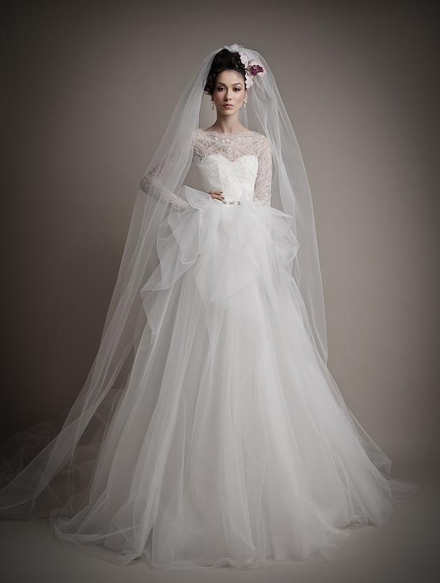 Ersa Atelier Wedding Dress Collection 2015 | Bridal Musings Wedding Blog 38