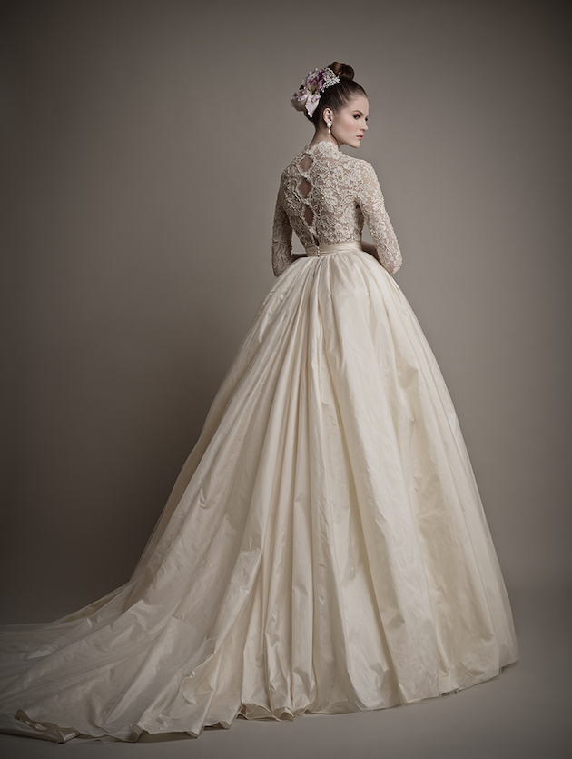 Ersa Atelier Wedding Dress Collection 2015 | Bridal Musings Wedding Blog 4