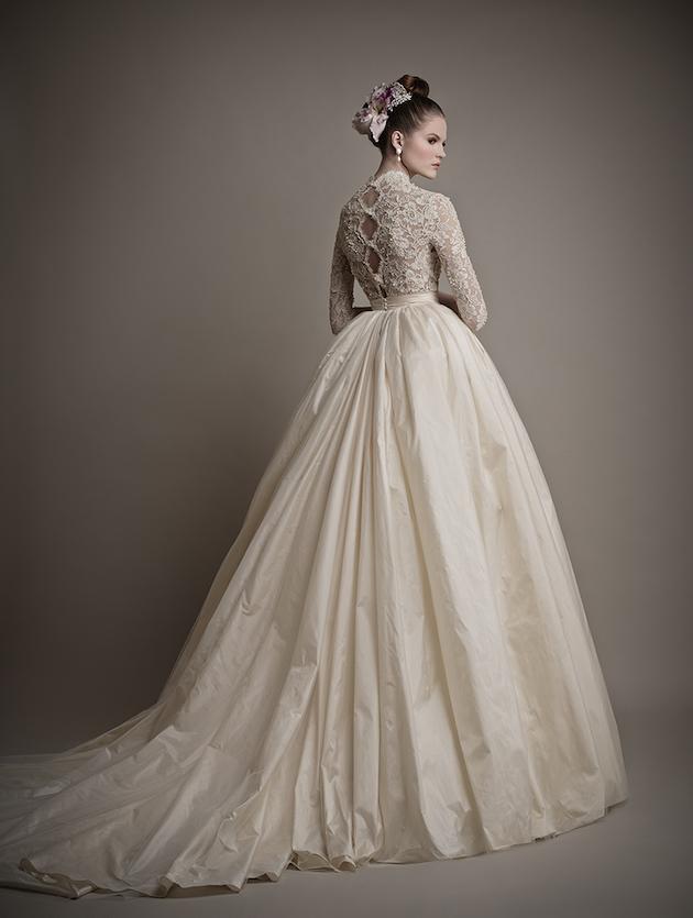 Ersa Atelier Wedding Dress Collection 2015 | Bridal Musings Wedding Blog 4