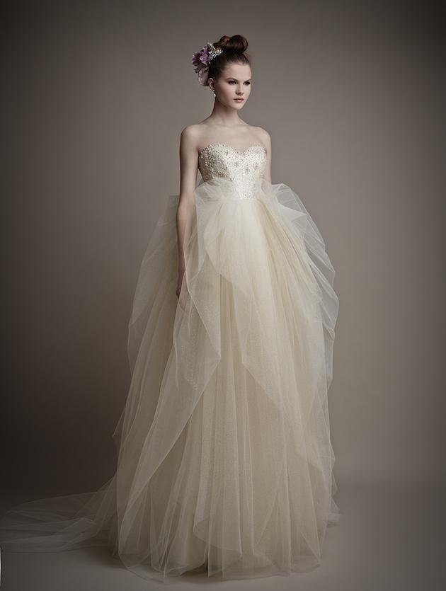 Ersa Atelier Wedding Dress Collection 2015 | Bridal Musings Wedding Blog 5