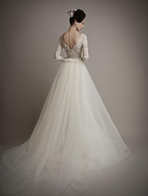 Ersa Atelier Wedding Dress Collection 2015 | Bridal Musings Wedding Blog 8