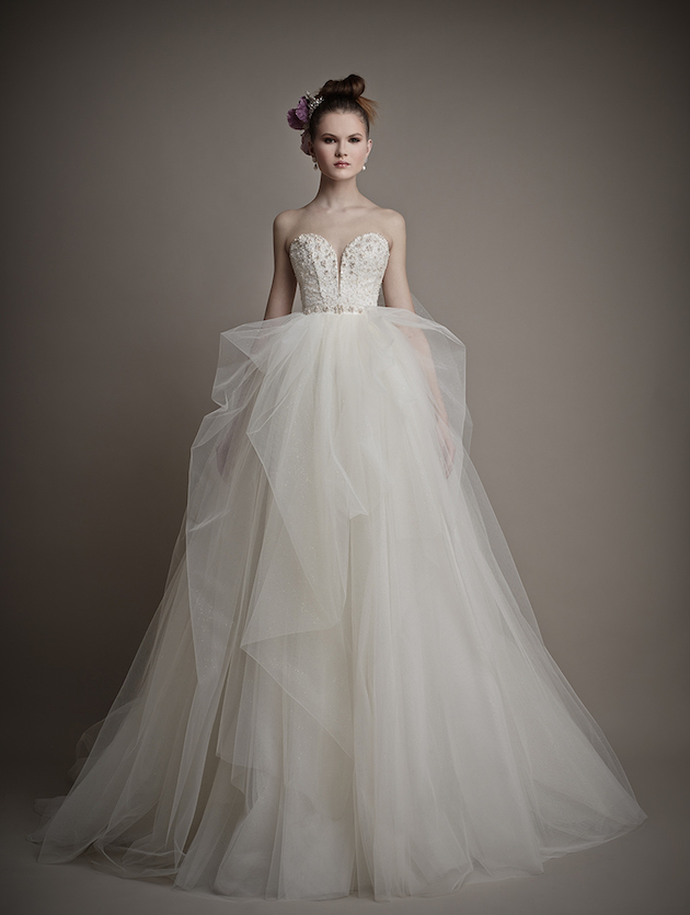 Ersa Atelier Wedding Dress Collection 2015 | Bridal Musings Wedding Blog 9