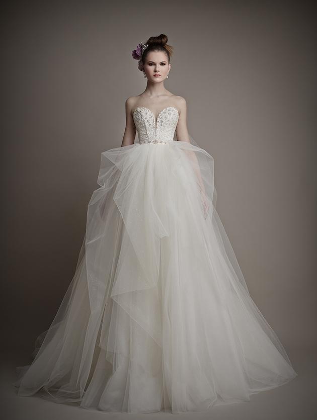 Ersa Atelier Wedding Dress Collection 2015 | Bridal Musings Wedding Blog 9