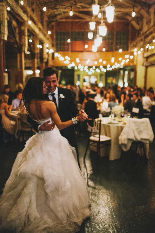 How To Have The Most Romantic Wedding Ever | Bridal Musings Wedding Blog 6