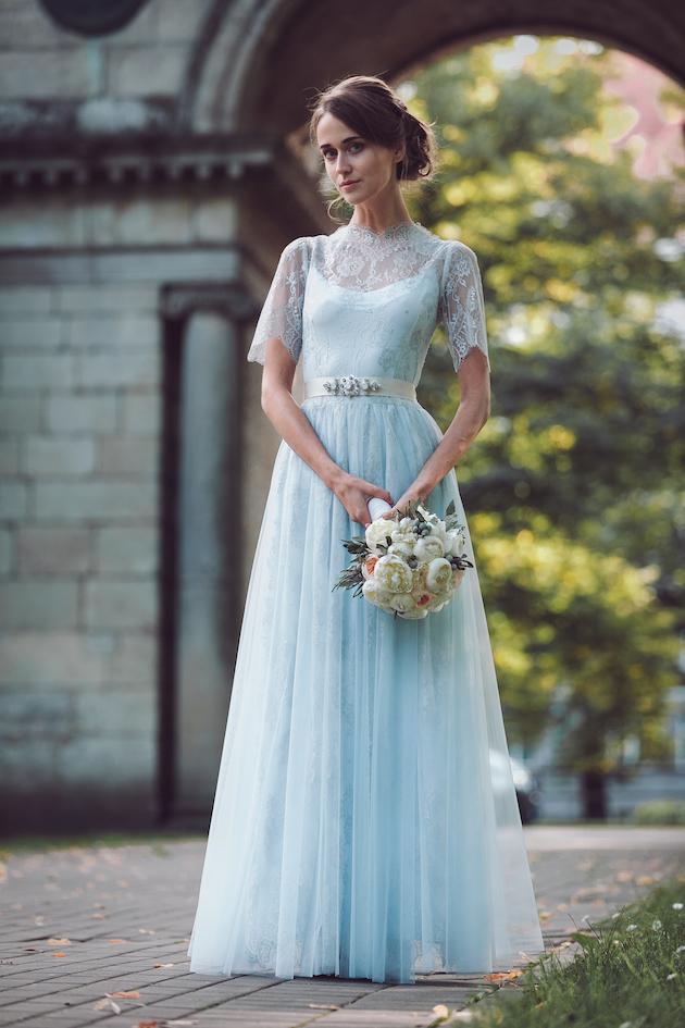 Something Blue, Katya Katya Shehurina Wedding