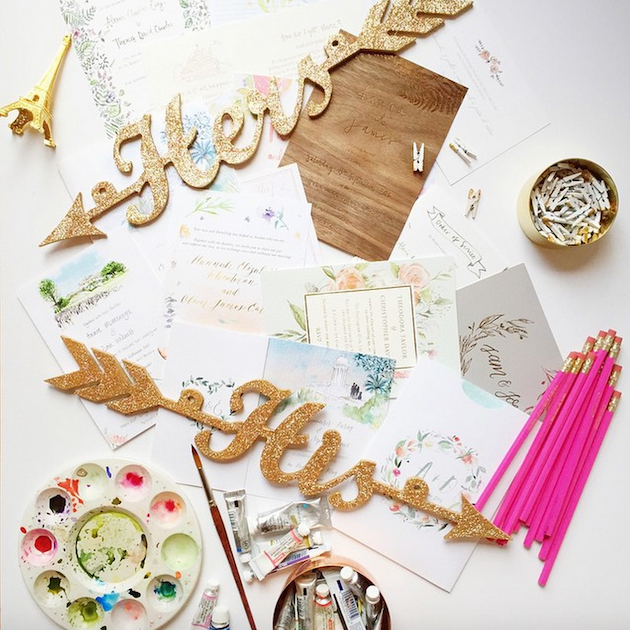 30 Planners And Stylists To Follow On Instagram   Weddbook