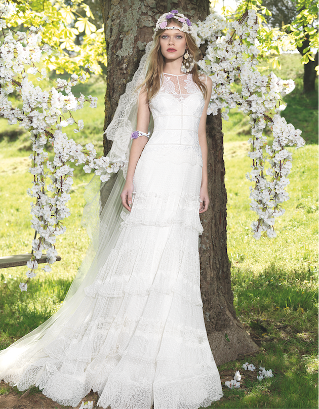 Yolan Cris Wedding Dress Collection | Bridal Musings Wedding Blog 1