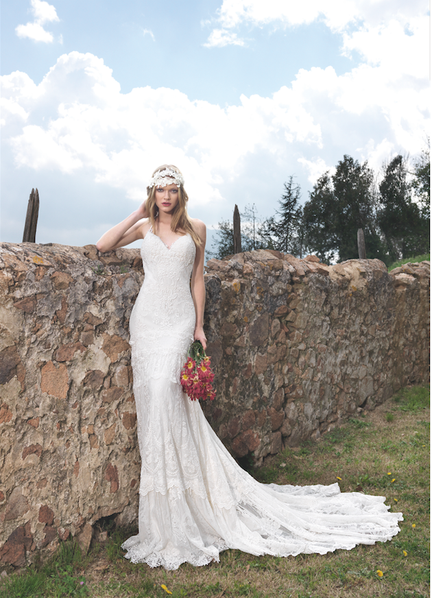 Yolan Cris Wedding Dress Collection | Bridal Musings Wedding Blog 18