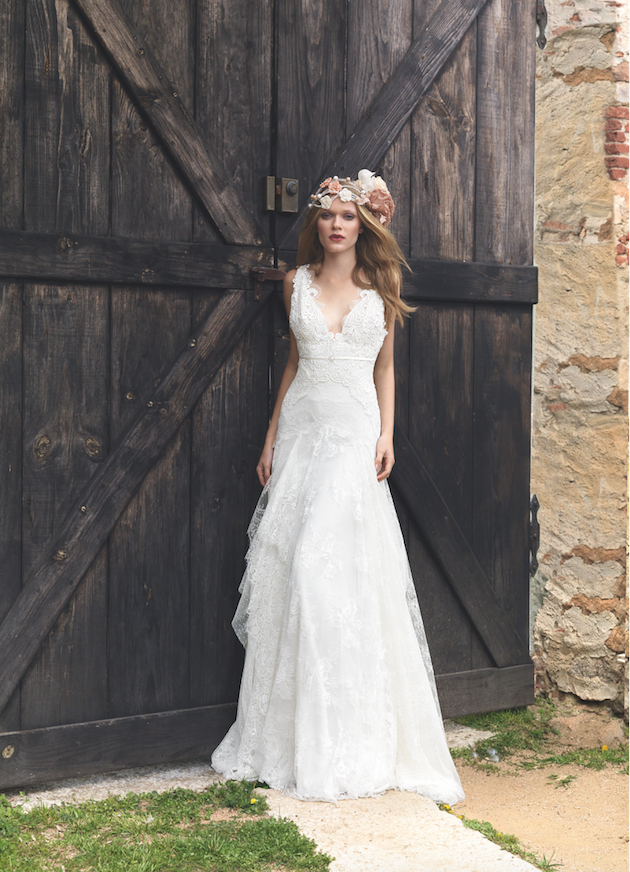 Yolan Cris Wedding Dress Collection | Bridal Musings Wedding Blog 21