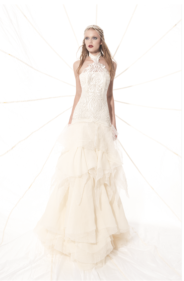 Yolan Cris Wedding Dress Collection | Bridal Musings Wedding Blog 25