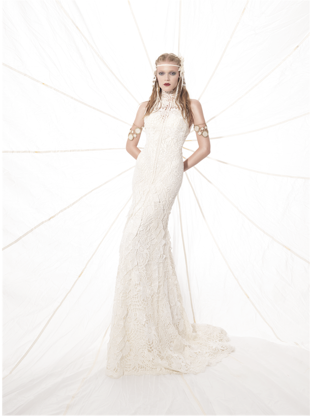 Yolan Cris Wedding Dress Collection | Bridal Musings Wedding Blog 6