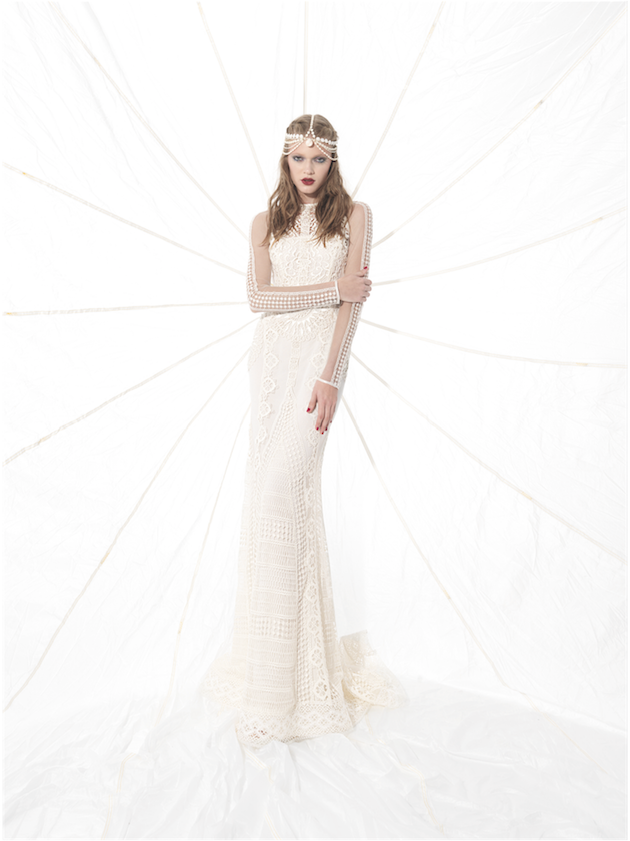 Yolan Cris Wedding Dress Collection | Bridal Musings Wedding Blog 7