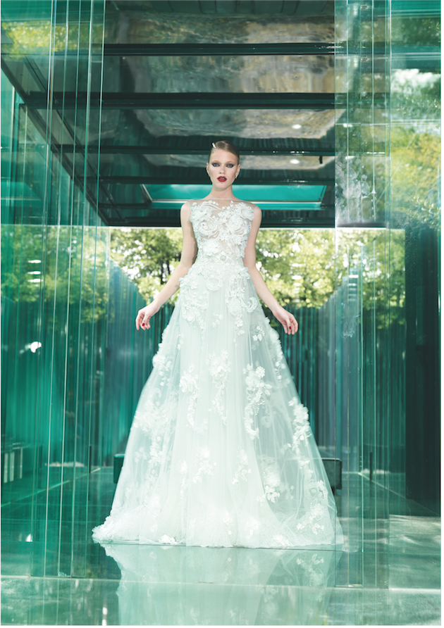 Yolan Cris Wedding Dress Collection | Bridal Musings Wedding Blog 9