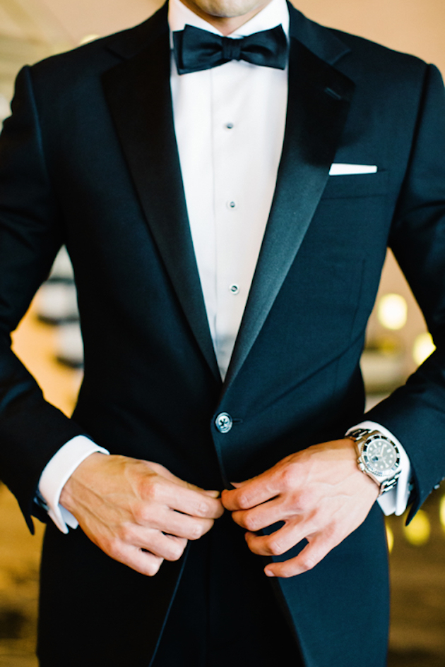 Classic Groom Style | Bridal Musings Wedding Blog