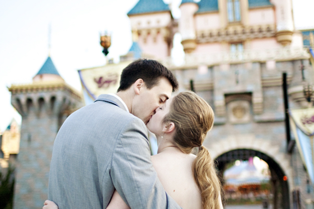 Disney Fairy Tale Wedding | Bridal Musings Wedding Blog