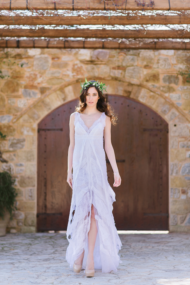 Gorgeous Greek Wedding Inspiration Elias Kordelakos Photography Bridal Musings Wedding Blog 11 - Traditional Wedding Stationery