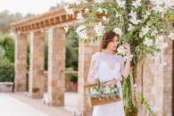 Gorgeous Greek Wedding Inspiration | Elias Kordelakos Photography | Bridal Musings Wedding Blog 19
