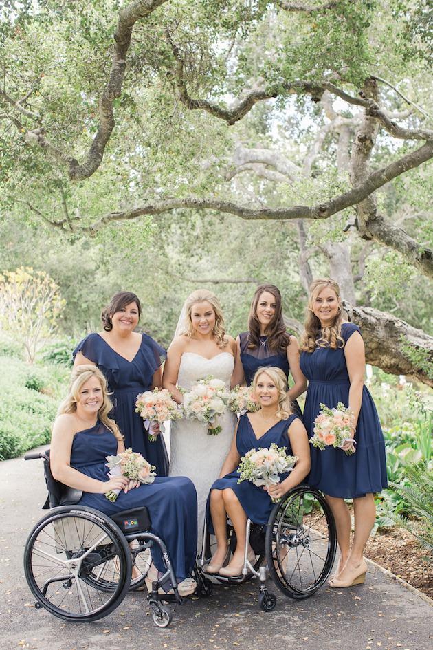 Mix and Match Bridesmaid Dress Ideas | Bridal Musings Wedding Blog 14