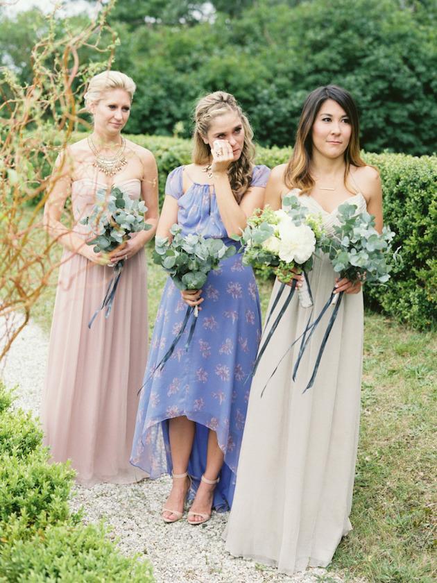 Mix and Match Bridesmaid Dress Ideas | Bridal Musings Wedding Blog 18