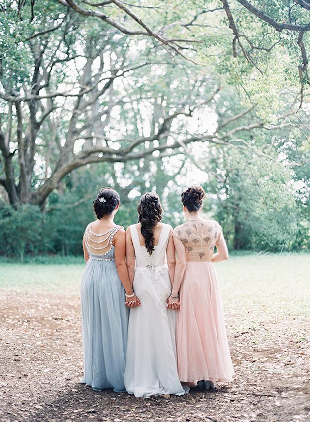 Mix and Match Bridesmaid Dress Ideas | Bridal Musings Wedding Blog 21