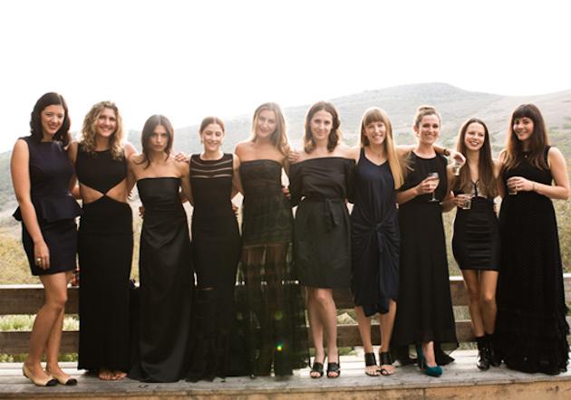 Mix and Match Bridesmaid Dress Ideas | Bridal Musings Wedding Blog 25