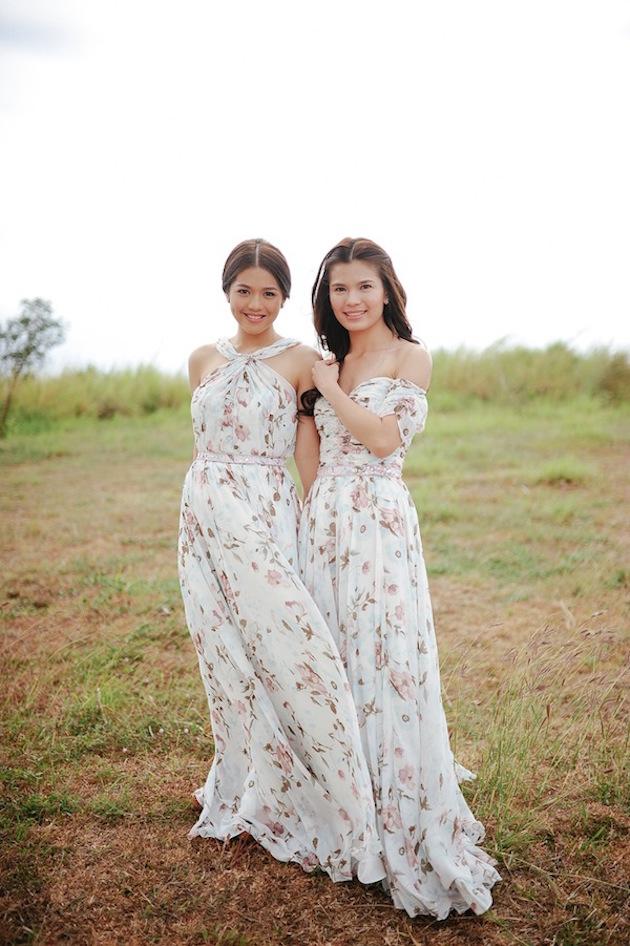 Mix and Match Bridesmaid Dress Ideas | Bridal Musings Wedding Blog 34