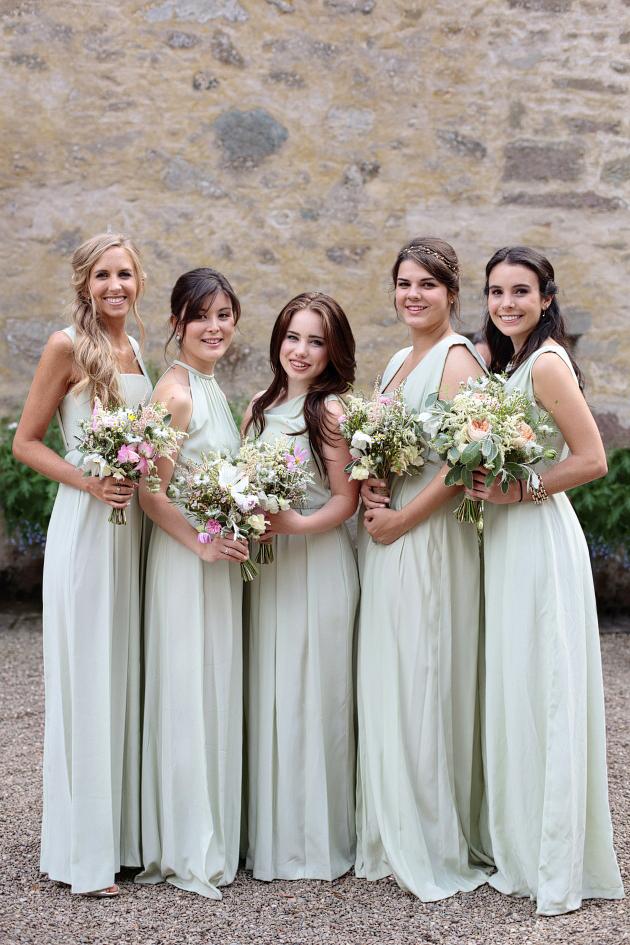 Mix and Match Bridesmaid Dress Ideas | Bridal Musings Wedding Blog 37