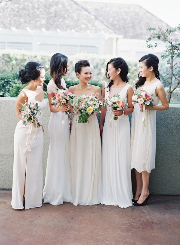 Mix and Match Bridesmaid Dress Ideas | Bridal Musings Wedding Blog 39