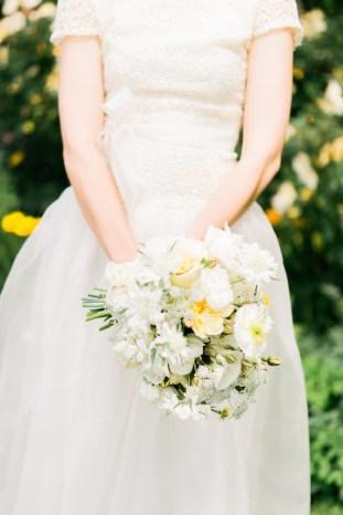 The Flower Bride | Kelsey Genna | Kate Grewal Photography | Bridal Musings Wedding Blog 10