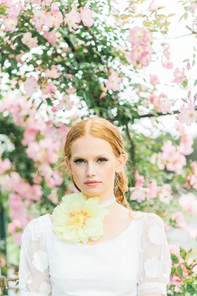 The Flower Bride | Kelsey Genna | Kate Grewal Photography | Bridal Musings Wedding Blog 17